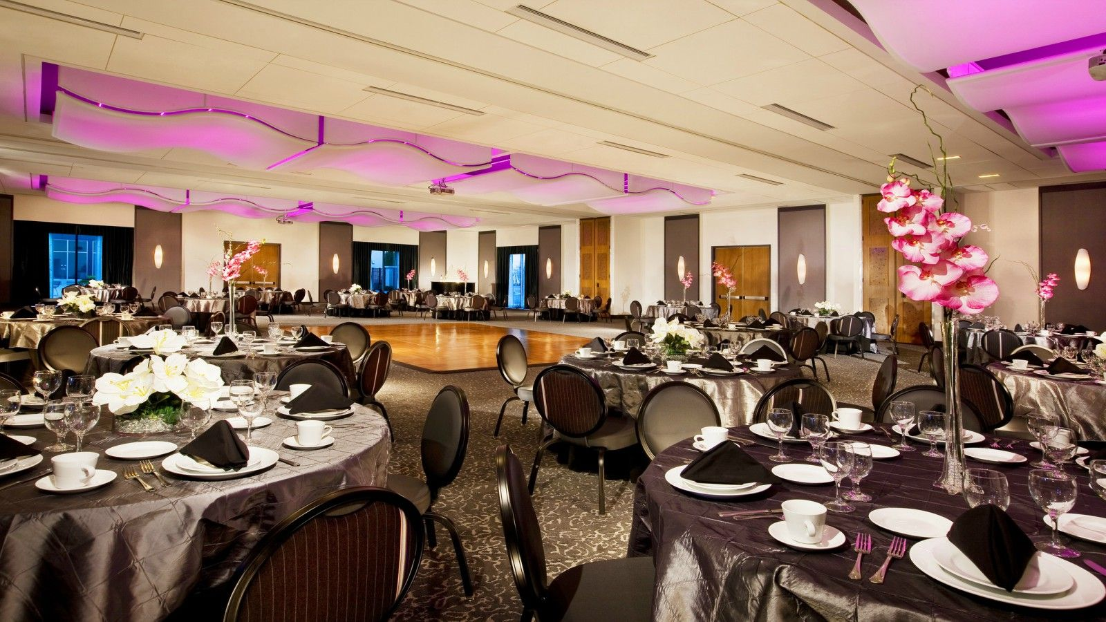 Wedding Venues in South Jersey - Pink Room